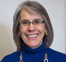 Photo of Dr. Virginia Martin